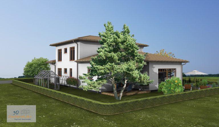 Villa im Toskanischen Stil